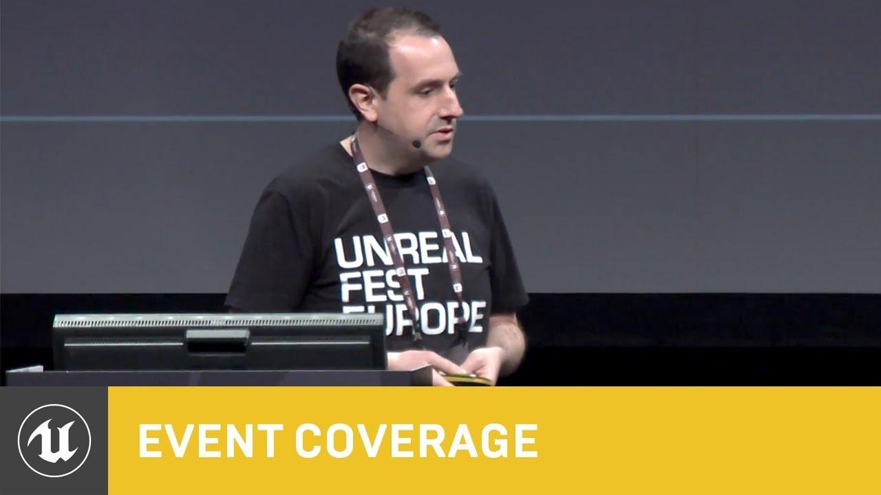 Workflow on Fortnite   Unreal Fest Europe 2019   Unreal Engine