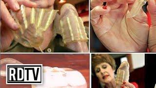 Rapex, el condón antiviolación para mujeres