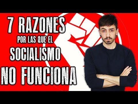 7 razones por las que el SOCIALISMO NO funciona.