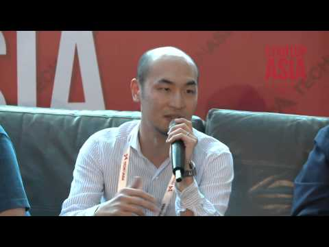 [Startup Asia Jakarta 2014] Kickstart Forum: What is Japanese Corporates Looking for in Indonesia