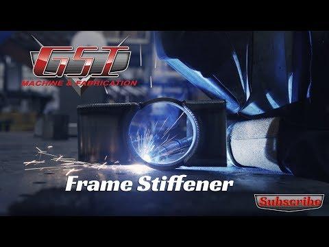 Custom C10 Chevy & GMC Frame Stiffener