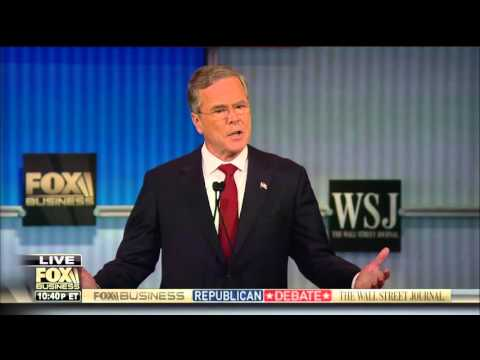 Jeb: Hillary Clinton Wants To Double Down on Bad Economic Policies