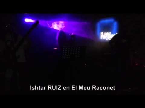 Ishtar RUIZ en El Meu Raconet Pub Karaoke Andorra By SEO ANDORRA T.+376631499