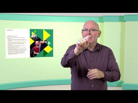 Going Further Scotland's Accessible Travel Framework - British Sign Language