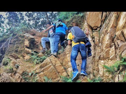 DoEIA Adventurous Journey (KUHS) - Rock Climbing