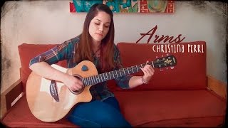 Arms - Christina Perri (Thais Jacob Cover)