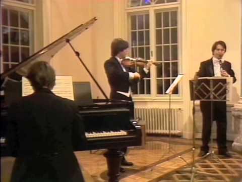 Béla Bartók Contrasts - iii.