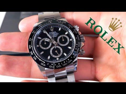 Rolex Daytona 116500LN - Legendary Investment Watch