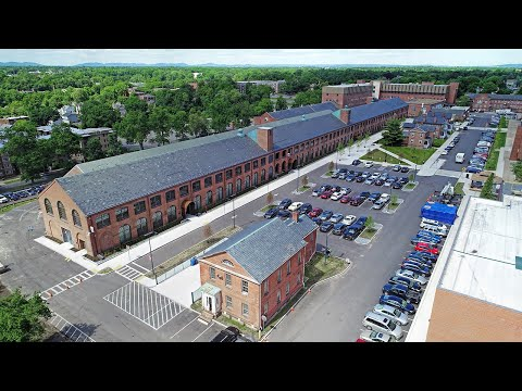 Springfield Technical Community College - Aerial Video
