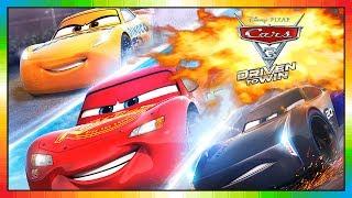 Cars 3 MOVIE Intro ★★ ENGLISH ★★ Driven to Win ★★ Full Mini Movie