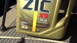 видео Замена масла в двигателе Фольксваген Поло (1.6)
