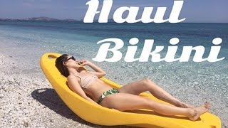 HAUL BIKINI | Costumi Estate 2016
