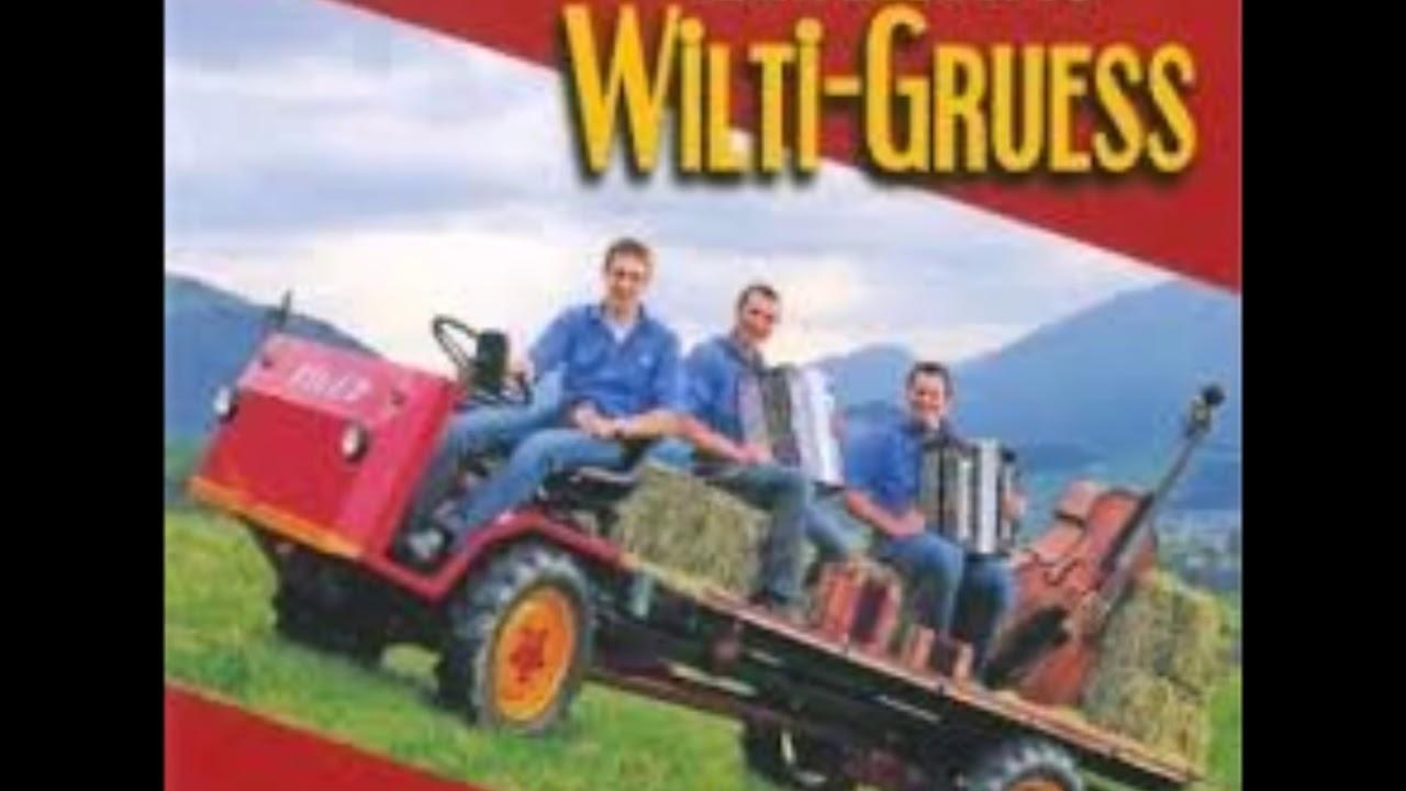 Blueme Wilti gruess #1