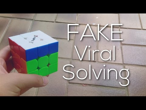The Problem With Fake Viral Videos | Weekly Cubing Topicals