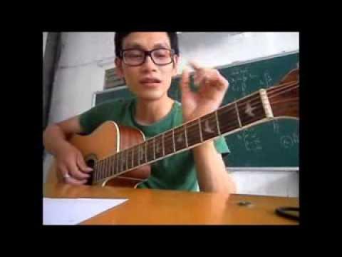 Hoc guitar ÂM GIAI giải đáp