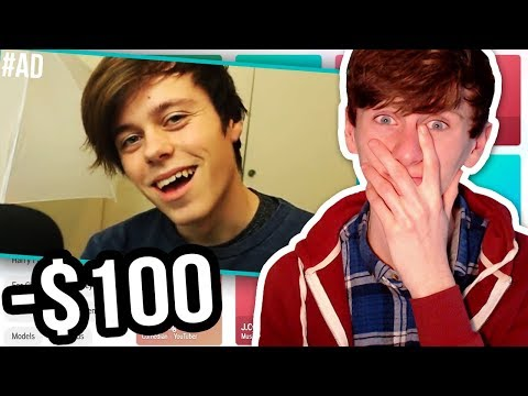 BUYING FAKE SHOUTOUTS FROM YOUTUBERS (CAMEO)