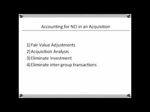NCI - Part 1