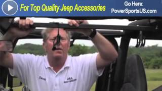 Jeep Gun Rack The Perfect Rack - TPR01