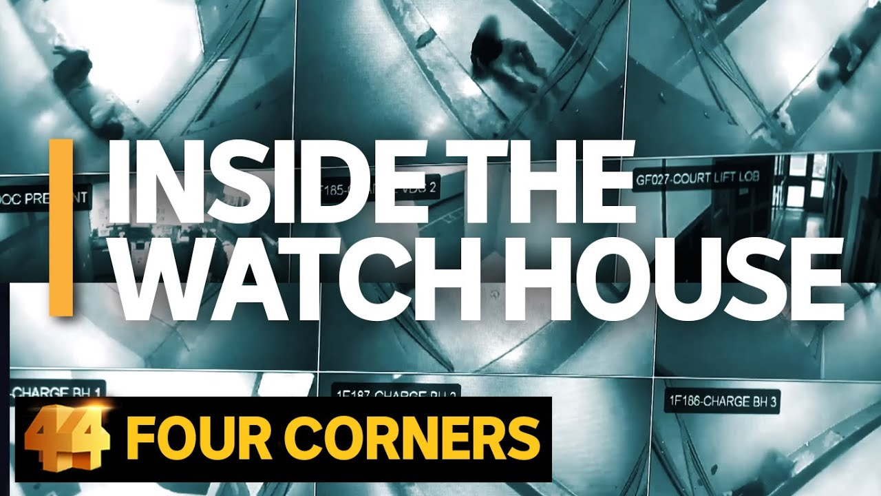 Download Inside a maximum security police watch house where children are locked up | Four Corners