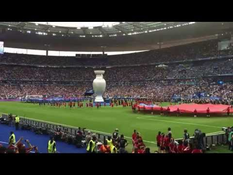 Final Euro 2016 - Seven Nation Army