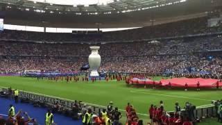 Final Euro 2016 - Seven Nation Army