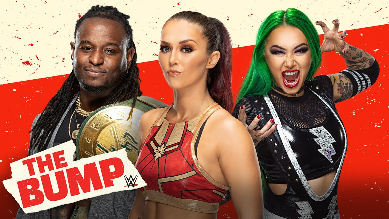 Shotzi & Nox and Reginald join the show: WWE's The Bump, July 28, 2021