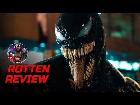 VENOM (2018) ROTTEN MOVIE REVIEW