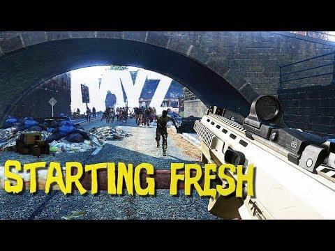STARTING FRESH! In Arma 3 DayZ - Episode 6