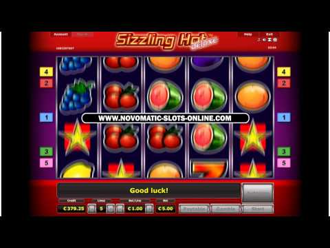 Sizzling Hot Deluxe | Real Money Play At Online Casino