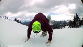 лучшие трюки на сноуборде