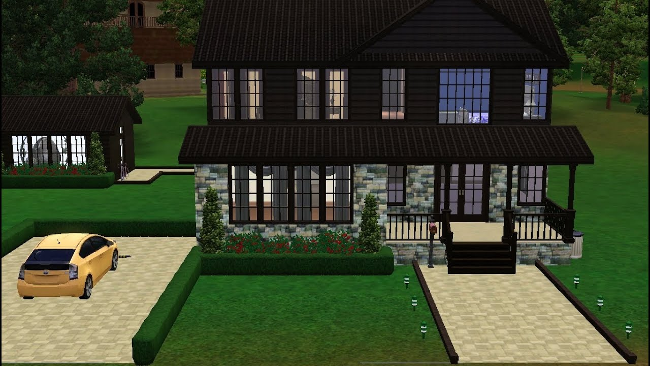 Lifesimmers Into The Future House Youtube