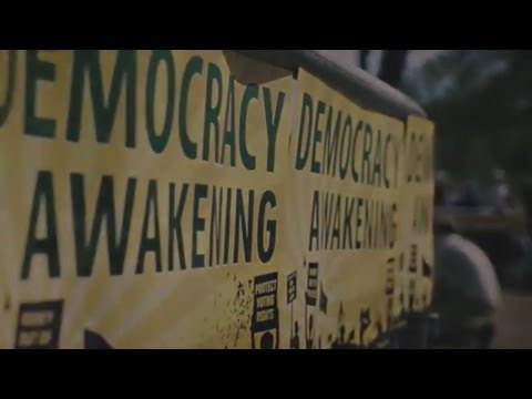 John Bonifaz Speaks at the Democracy Awakening