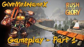 Rush for Glory - Gameplay PC - Part 1