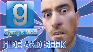 Gmod Hide & Seek Fun - Watermelon Fun Zone, Trapped In The Closet, Lava Party