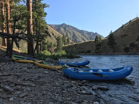 Middlefork of the Salmon River Trip (July 2017)