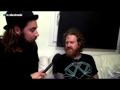 Brent Hinds (Mastodon) - best Interview ever! Mp3