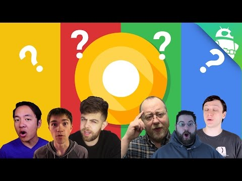 What will Android O stand for?