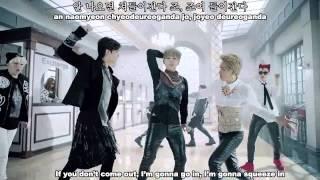 Block B - Very Good MV (Maximum Close Up Ver.) [English Sub + Romanization + Hangul]
