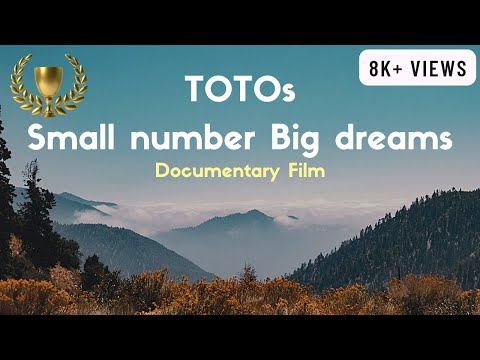 TOTO small number big dreams | TOTOPARA | DOCUMENTARY FILM 2018 |