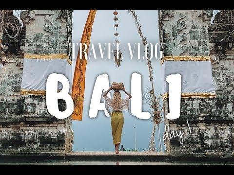 BALI IN FEBRUARY (RAINIEST MONTH OF THE YEAR) // Ubud, Bali // Vlog Part 1