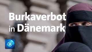 Dänemark beschließt Verhüllungsverbot