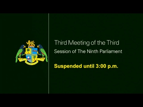 House of Assembly of Dominica - May 1st