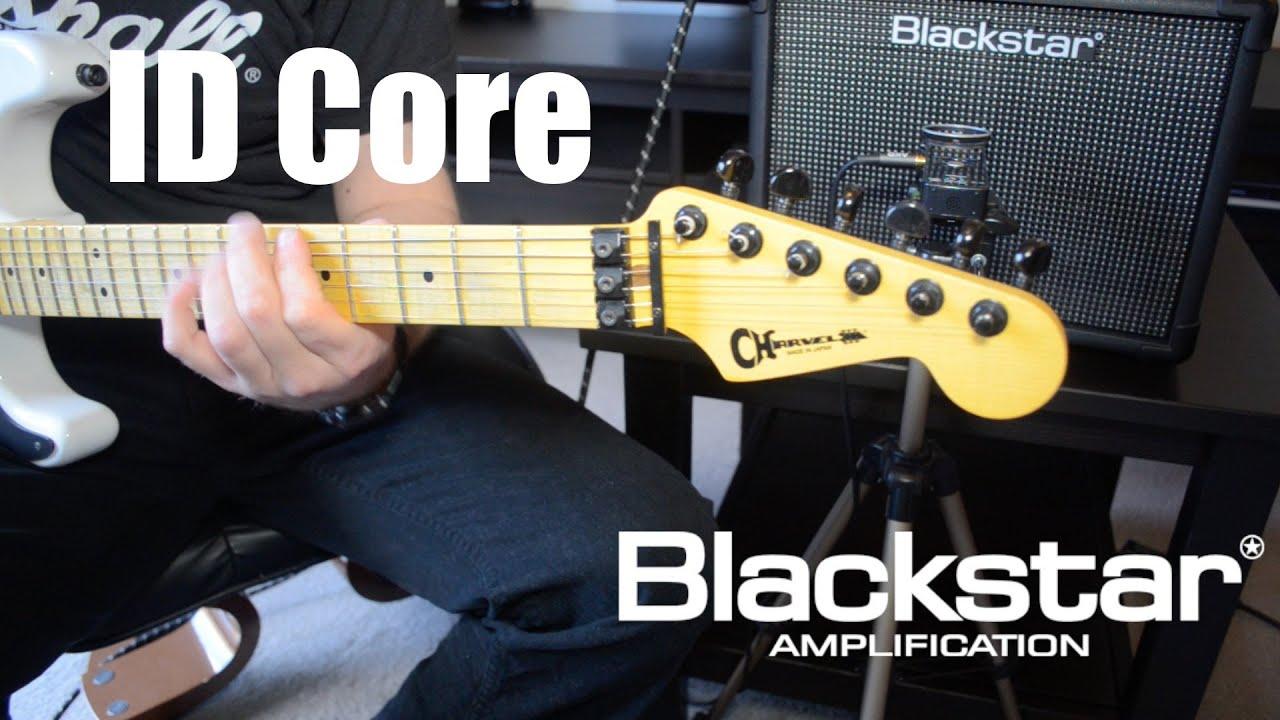 Blackstar Id Core 10 User Demo Youtube Electric Guitar Schematics 2 From 31 Votes