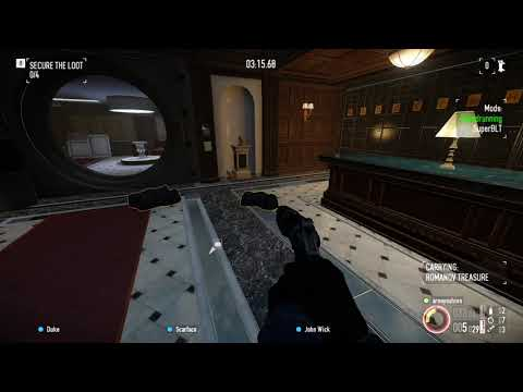 payday 2  San Martin Bank any difficulty Solo any% 5:01 |
