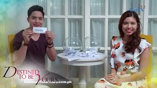 EXCLUSIVE: Fill in the blanks with Alden Richards and Maine Mendoza