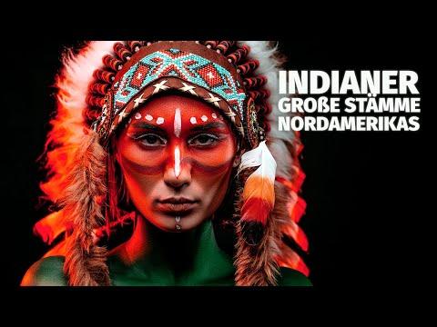 Indianer - Die grossen Stämme Nordamerikas Dokumentation auf deutsch