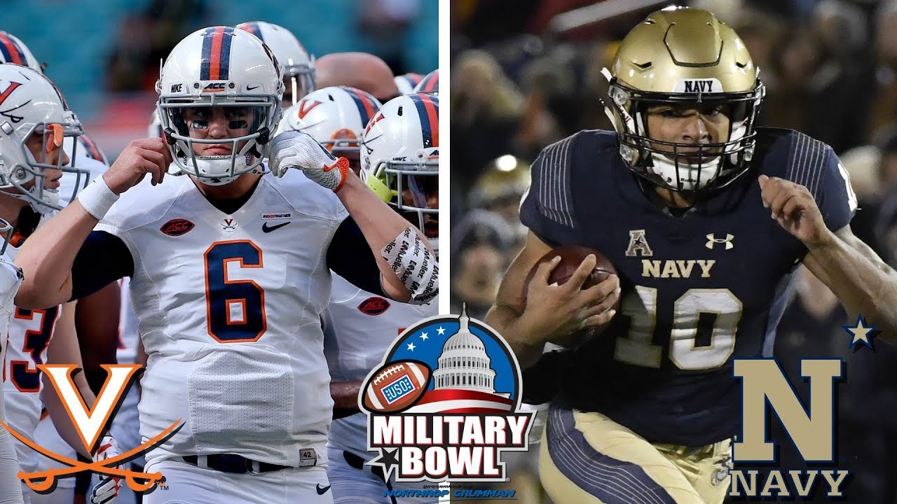 Image result for Virginia vs Navy live pic logo