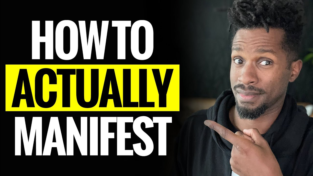 F*ck Your Vision Board: How to Actually MANIFEST