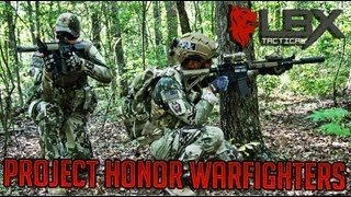LBX PROJECT HONOR CAMO WARFIGHTERS