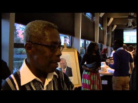 Ghana at 58 in Den Haag